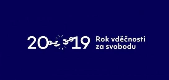 Rok 2019 je Rokem vděčnosti za svobodu